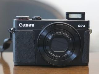 Canon PowerShot G9 X Mark II Review