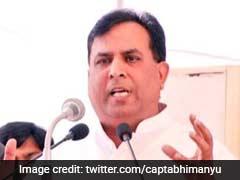 Haryana Minister Abhimanyu Wants Aligarh Muslim University Named After Jat King