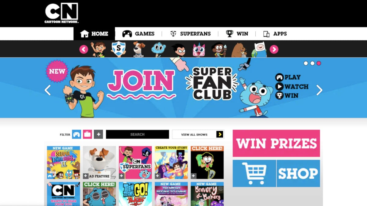 Cartoon Network Websites Hacked In At Least 16 Regions Defaced With Arabic Memes More Report Technology News