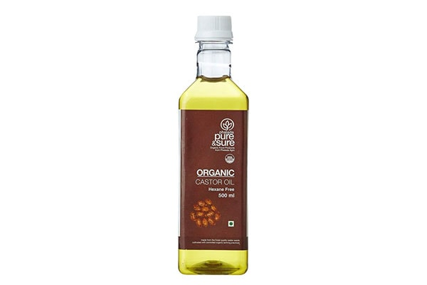 Castor Oils for Hair Growth Pure and Sure
