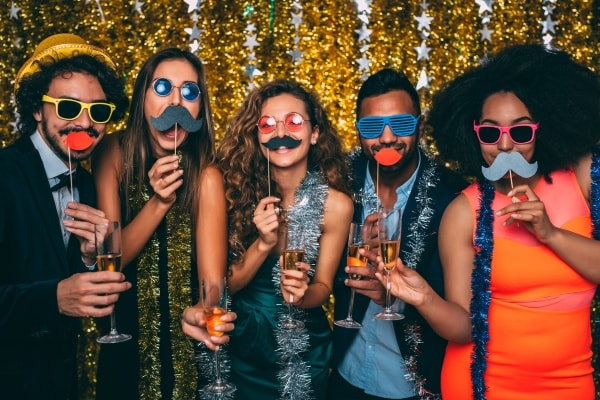 Party Animals, Celebrate World Party Day in Some Unusual Way