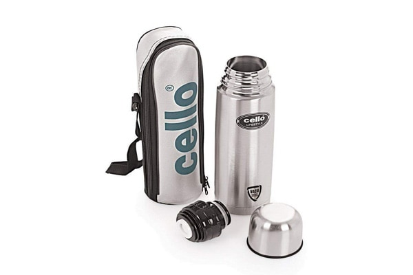 Cello Lifestyle Stainless Steel Bottle