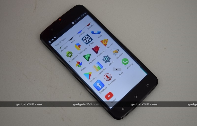Centric G1 front NDTV Centric G1 Review