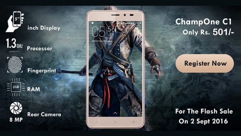 ChampOne C1 Registrations Open but Is This Mobile the New Freedom 251?