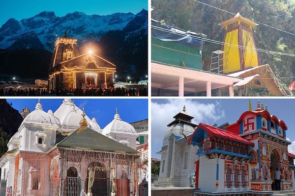 No Char Dham Yatra for Pilgrims from Outside Uttarakhand Till June 30