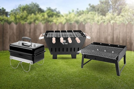 Best Charcoal Barbeque Grillers For That Smoky Charcoal Flavour To Your Grills