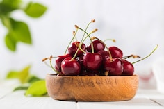 Northwest Cherries from the U.S. Claim Space in Indian Market