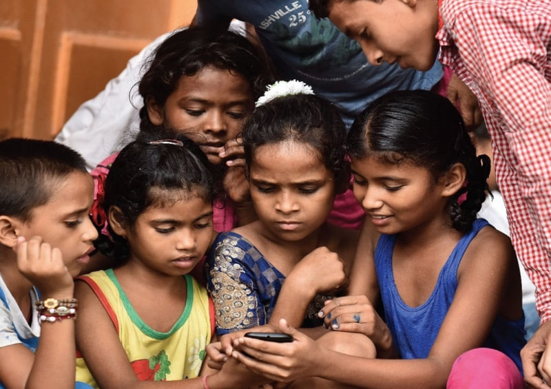 Unicef Releases Report on Child Online Protection in India