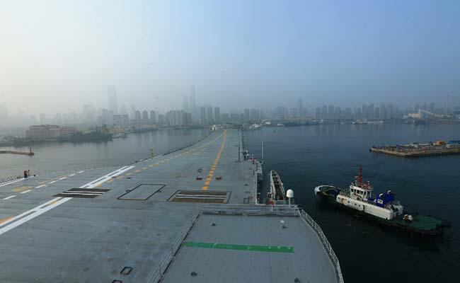 China Aircraft Carrier Type 001A AFP 650 1