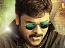 Chiranjeevi's <i>Khaidi No 150</i> First Look Out. A Gift For <i>Boss</i> Fans On Diwali
