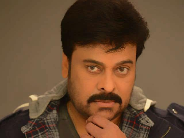 Chiranjeevi's Khaidi No 150 First Look Out. A Gift For Boss Fans On Diwali