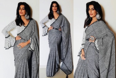 Chitrangada Singh Ups the Saree Game in Style