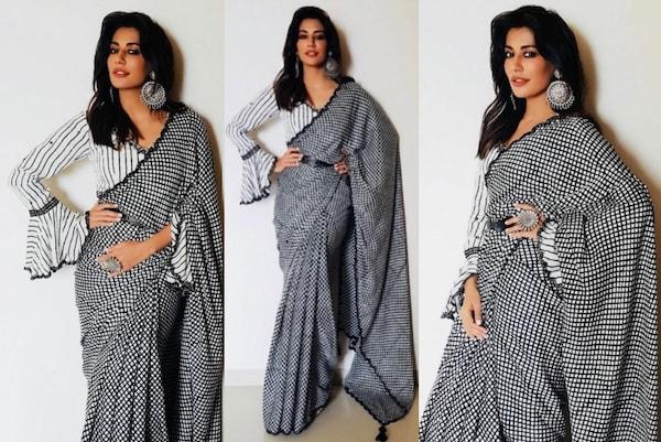 Chitrangada Singh Ups the Saree Game in Style