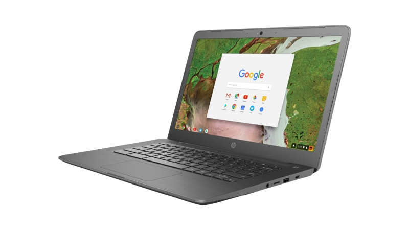 HP announces world's first AMD-based Chromebook