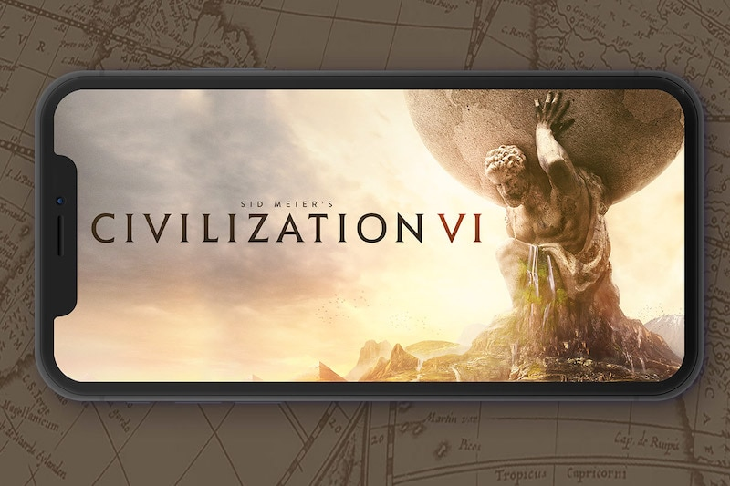 We Played Civilization VI on the iPhone, Here's What You