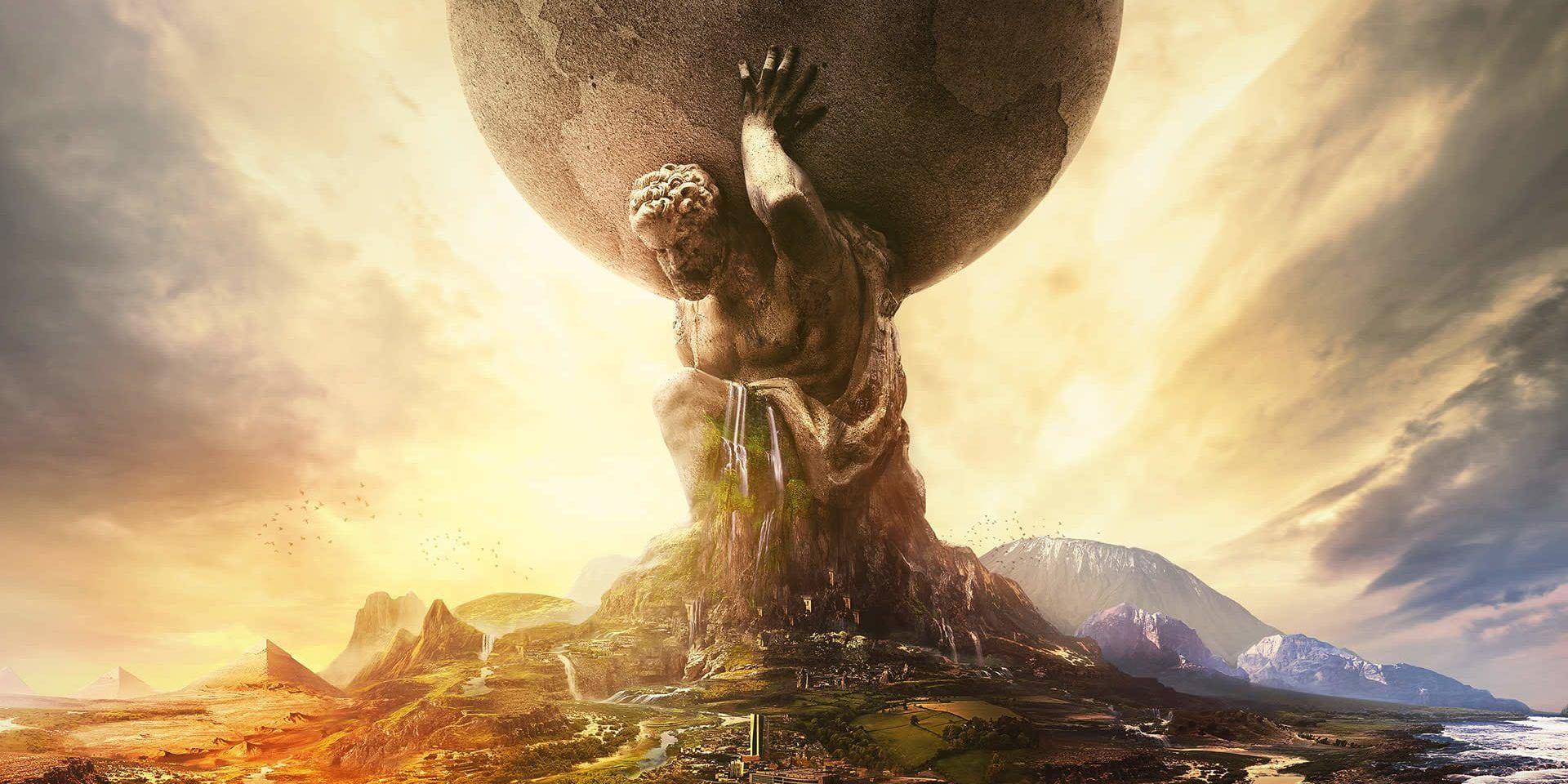 Civilization VI for Nintendo Switch Announced