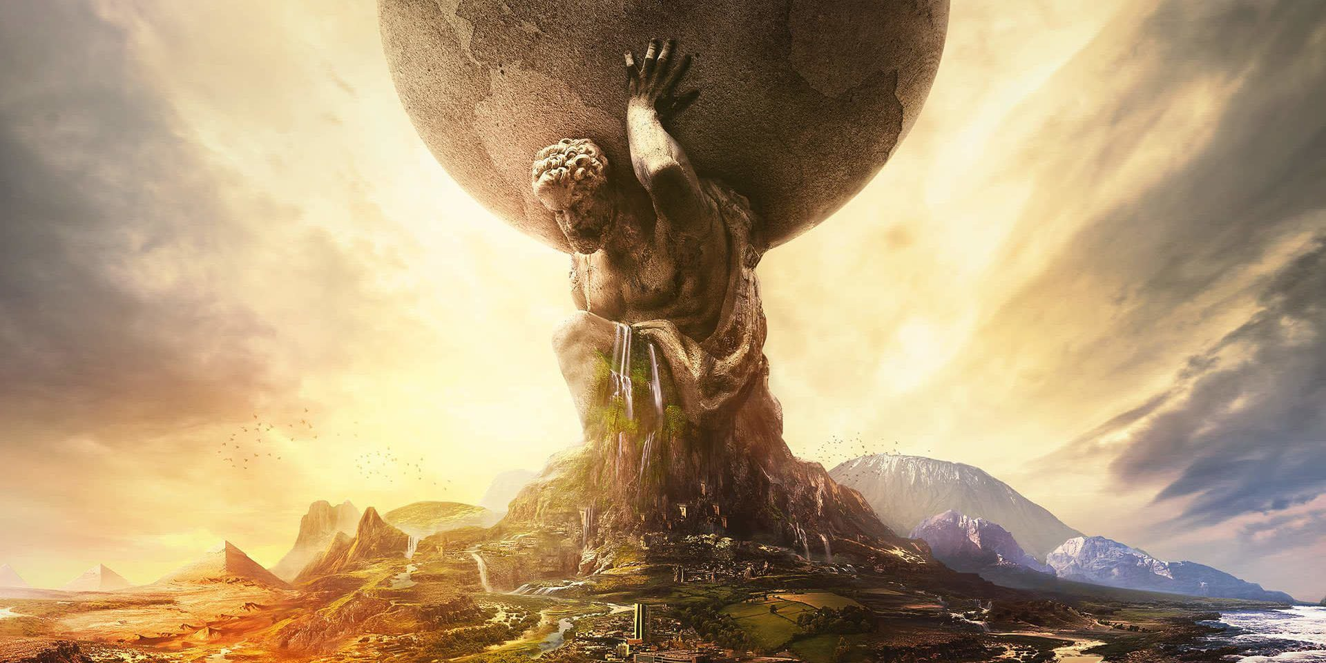 Civilization VI for Nintendo Switch Announced