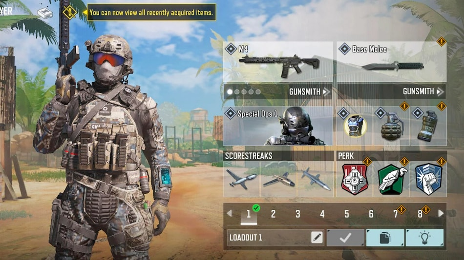 Call of Duty: Mobile Beta Test Kicks Off, Brings Content From Upcoming Season 6, 7 for Android, iOS Users