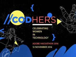 Adobe India Opens Registrations for CodHERS 2016 Hackathon for Women