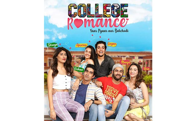 College Romance: Love, Romance and Humour Web Series