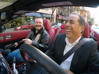 Comedians in Cars Getting Coffee Season 11 Now Streaming on Netflix in India