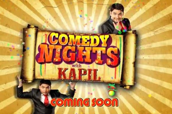 Comedy Nights with Kapil on Colors