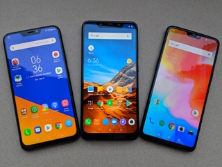 Xiaomi Poco F1 vs OnePlus 6 vs Asus ZenFone 5Z: Which One Should You Buy?