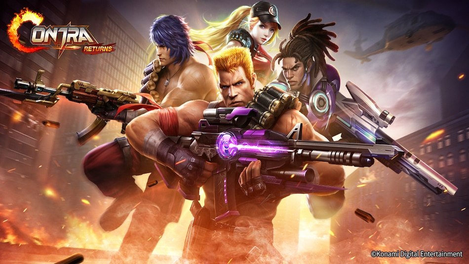 Contra Returns Releasing on July 26 in Select Regions; Pre-Registrations Live on Google Play, App Store