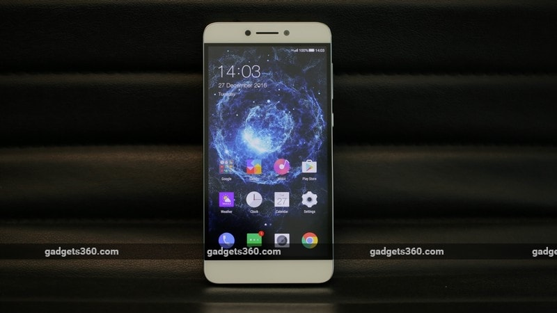 Coolpad Cool1 dual front ndtv