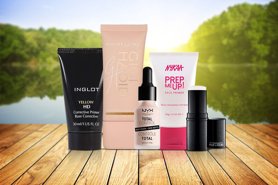 Best Primers For Oily Skin Available in India