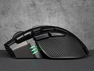 Corsair Ironclaw RGB Wireless, Glaive RGB Pro Gaming Mice Launched