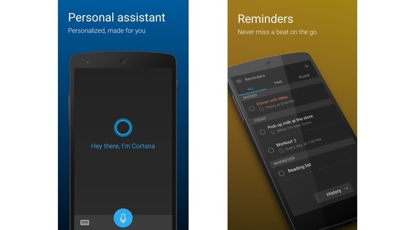 Cortana for Android Gets Better Notification Sounds, Faster Home