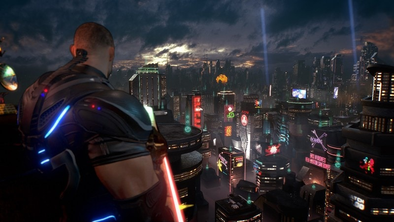 Crackdown 3 Release Date Announced at Xbox One X E3 2017 Event