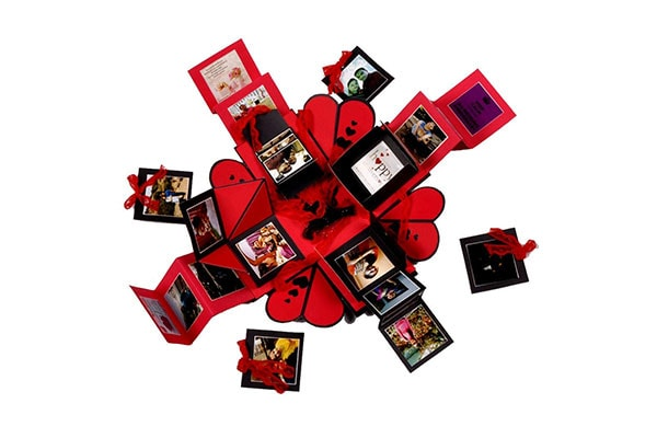 Crafted with passion Explosion Box 1611291457730