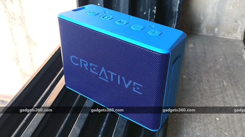 Creative Muvo 2c Review | NDTV Gadgets360 com