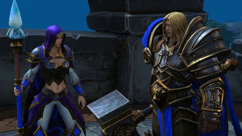 Warcraft 3 Reforged May Be Blizzard S Most Ambitious Remaster Yet