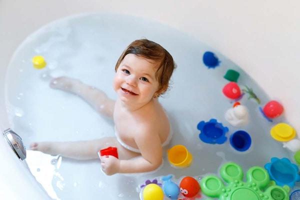 Cute Bath Toys for Babies