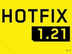Cyberpunk 2077 Gets Long List of Fixes, Stability Improvements With Hotfix 1.21