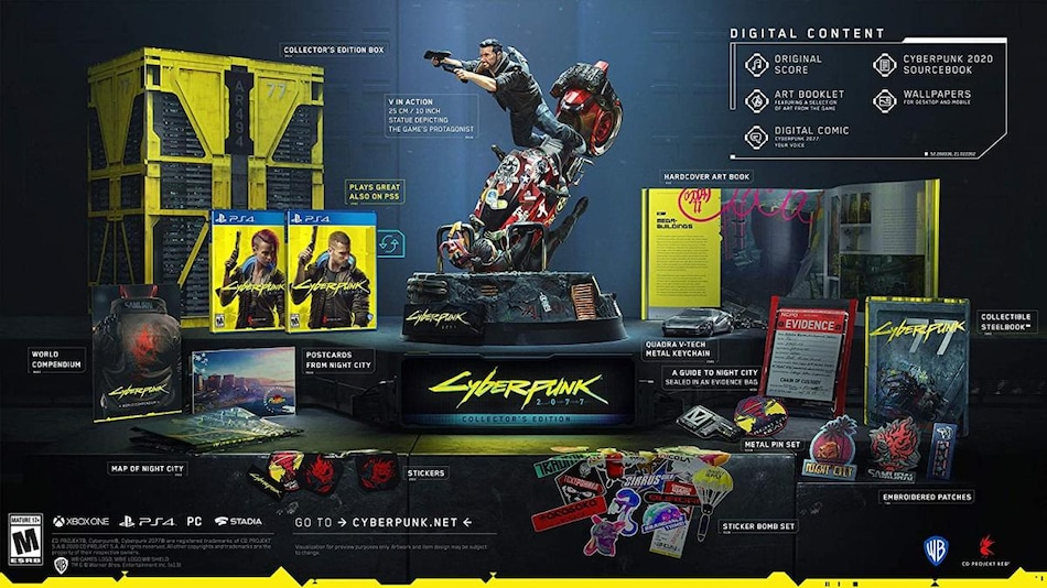 Cyberpunk 2077 Collector's Edition Has Actor Shruti Haasan Brimming With Excitement: Watch