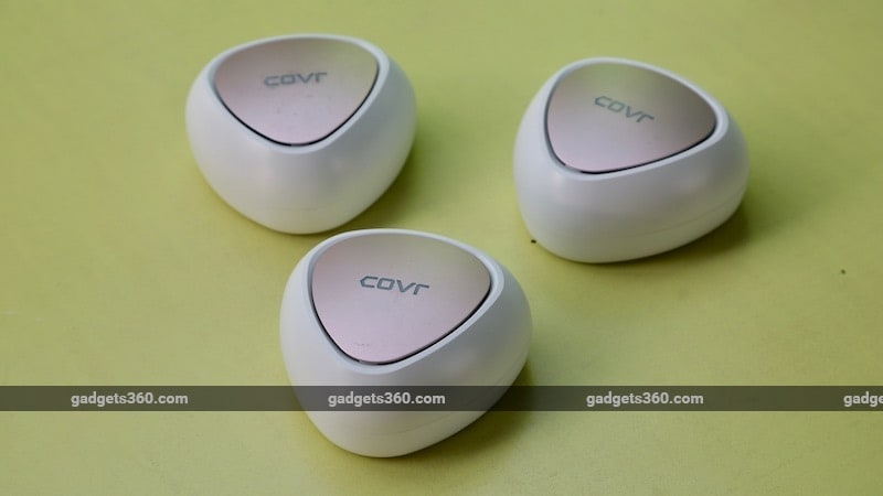 D-Link Covr-C1203 Mesh Wi-Fi Router System Review | NDTV Gadgets360 com