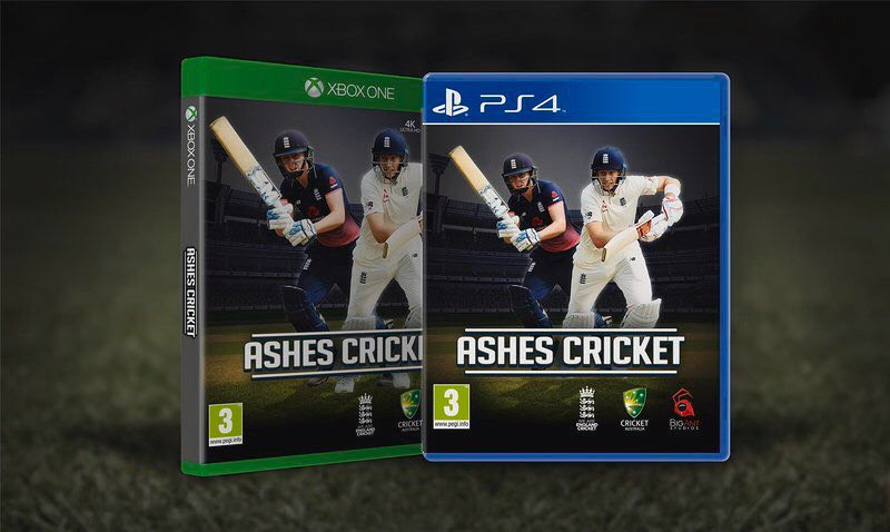 Ashes Cricket To Launch On Ps4 Xbox One And Pc On November