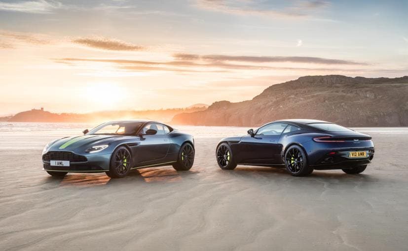 Aston Martin Db11 Amr Introduced With 630 Bhp 335 Kmph Top Speed