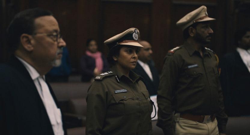 DELHI CRIME 3 Delhi Crime Netflix India