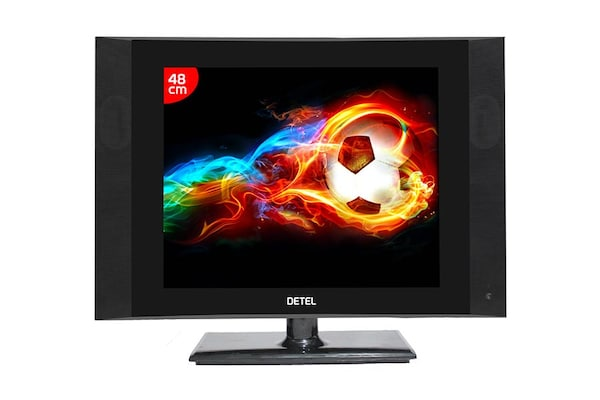 Detel D1 LCD TV For Just Rs. 3,999 Launched in India Today!
