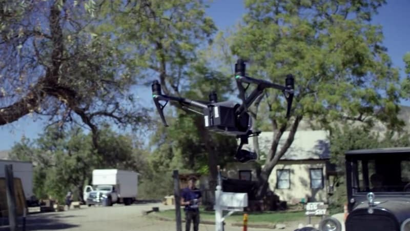 DJI Inspire 2, Phantom 4 Pro Drones Launched for Professionals