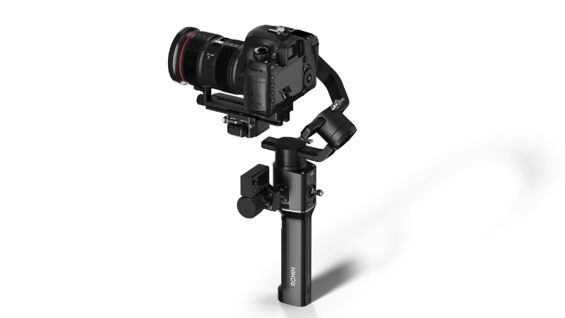 DJI unveils new Osmo Mobile 2 smartphone camera stabiliser at CES 2018