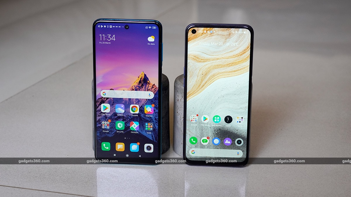 Redmi Note 9 Pro vs Realme 6: Which Is the Best New Smartphone Under Rs. 15,000?