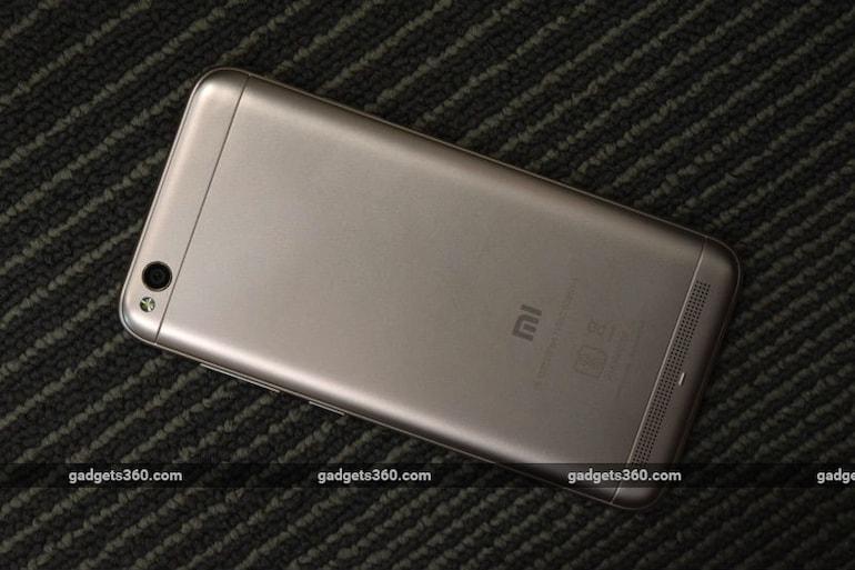 Xiaomi Redmi 5A की सेल आज, नई कीमत में यहां खरीदें