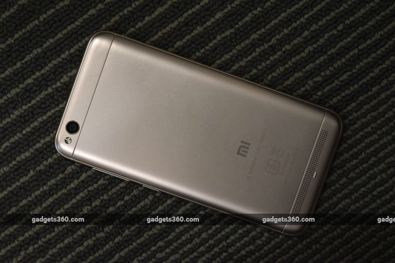 एक करोड़ से ज़्यादा Xiaomi Redmi 5A स्मार्टफोन भारत में बिके
