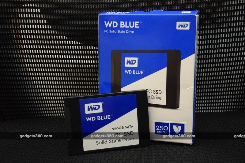 WD Blue SSD Review